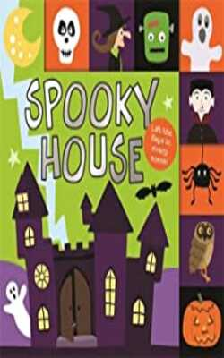 Buy Spooky House: Lift The Flap Tab Books Board book by Roger Priddy online in india - Bookchor | 9781783411771