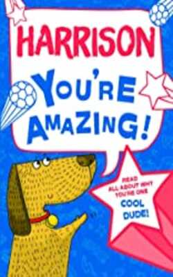 Evie---You're-Amazing!:-Read-All-About-Why-You're-One-Cool-Dude!-Hardcover