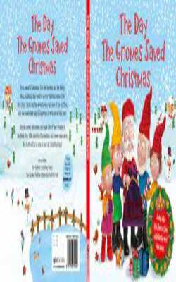 Buy The day the gnomes saved christmas by Igloobooks online in india - Bookchor | 9781786700254
