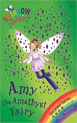 Buy Amy the amethyst fairy by Daisy Meadows online in india - Bookchor   9781843629573