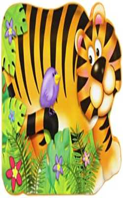 Tiger:-Chunky-Animals-(My-Chunky-Friend-Story-Book)-Board-book