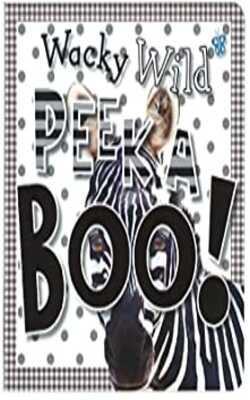 Buy Peekaboo: Wacky Wild Board book by T Bugbird online in india - Bookchor | 9781846108402