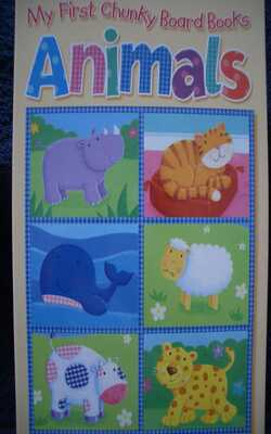 My-first-chunky-animals---Board-book