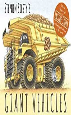 Buy Giant Vehicles Hardcover by Rod Green , Stephen Biesty online in india - Bookchor | 9781848774179