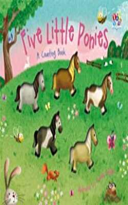 Five-Little-Ponies-Hardcover
