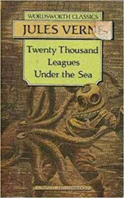 Buy Twenty Thousand Leagues Under the Sea by Jules Verne online in india - Bookchor | 9781853260315