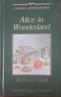 Alice-in-Wonderland-By-Lewis-carroll-Hardcover