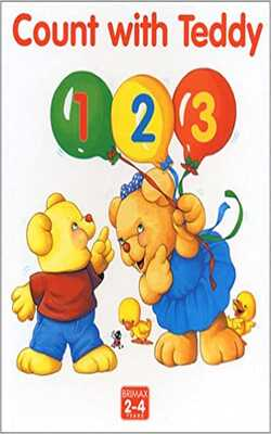 Count-with-Teddy-123---Board-book