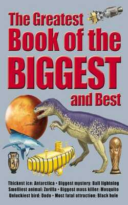 Buy The Greatest Book of the Biggest and Best by Brian Williams online in india - Bookchor | 9781902947815
