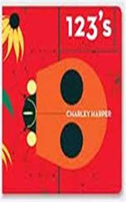 Charley-Harper-123's-board-book