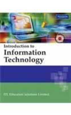 Buy Introduction To Information Technology by ITL Education Solutions Limited online in india - Bookchor | 9788177581188