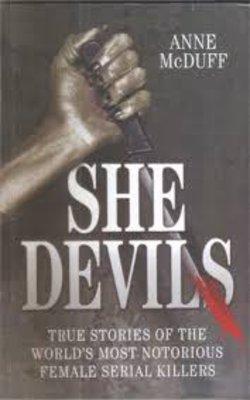SHE-DEVILS-by-Anne-Mcduff-Paperback
