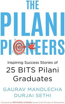 Buy The Pilani Pioneers by Gaurav Mandlecha online in india - Bookchor   9788194970705