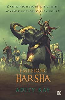 Emperor-Harsha