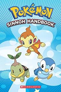 Pokemon:-Sinnoh-Handbook