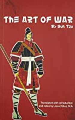 Buy THE ART OF WAR by Sun Tzu online in india - Bookchor | 9789381841792