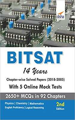 BITSAT-14-Years-Chapter-wise-Solved-Papers