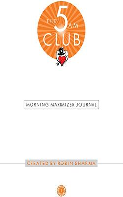 THE-5-AM-CLUB-:-MORNING-MAXIMIZER-JOURNAL