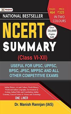 NCERT SUMMARY (CLASS VI-XII)