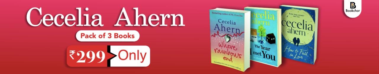 Cecelia Ahern Set Of 3 Books